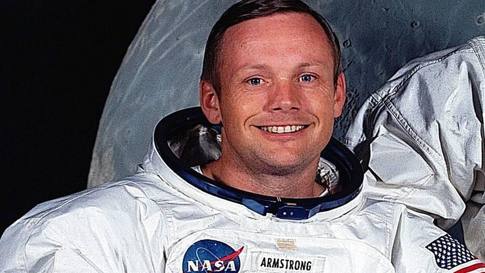 Нил Армстронг, май 1969 года