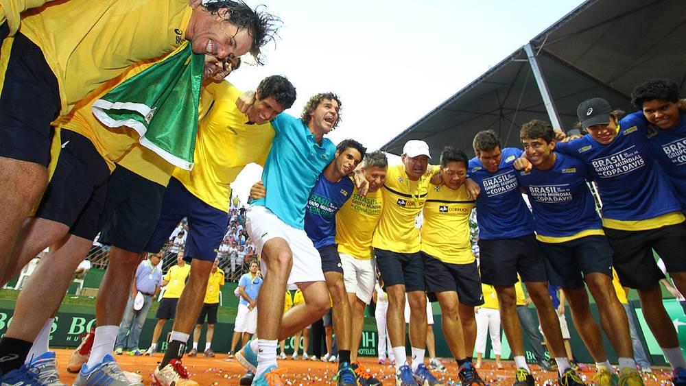 Команда Бразилии