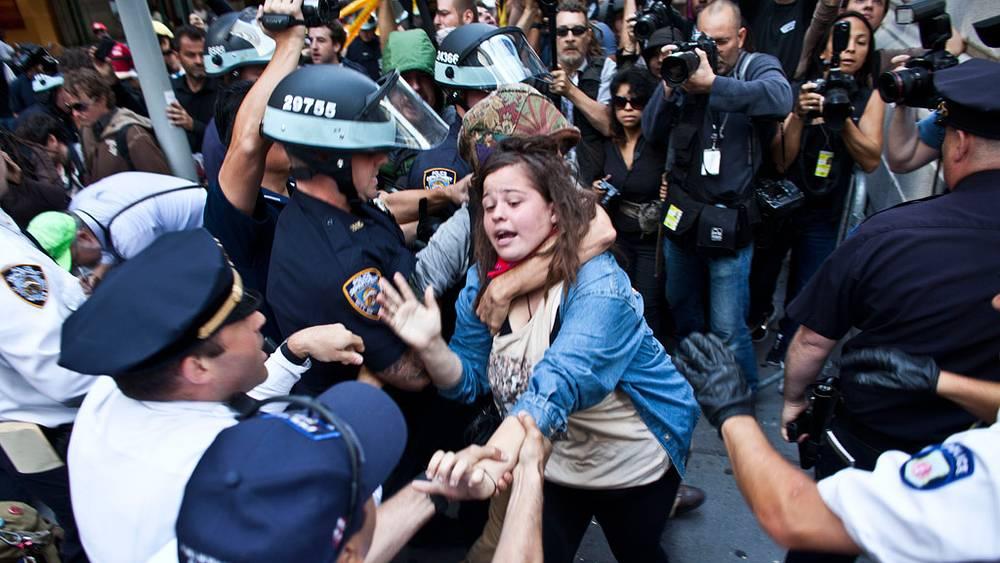 Нью-Йорк. 17 сентября, 2012 год