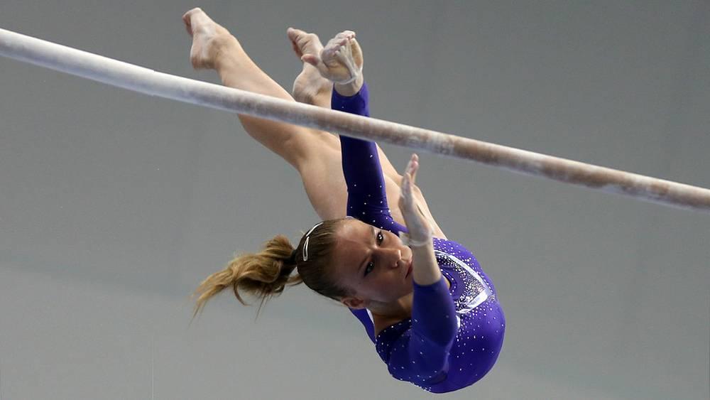Российская спортсменка Ксения Афанасьева