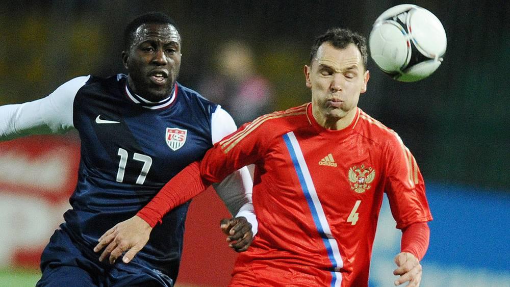 Жози Алтидор (США) и Сергей Игнашевич (Россия)