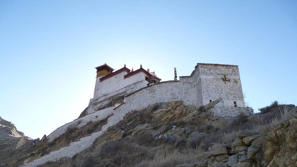 Королевский дворец Юмбулаганг