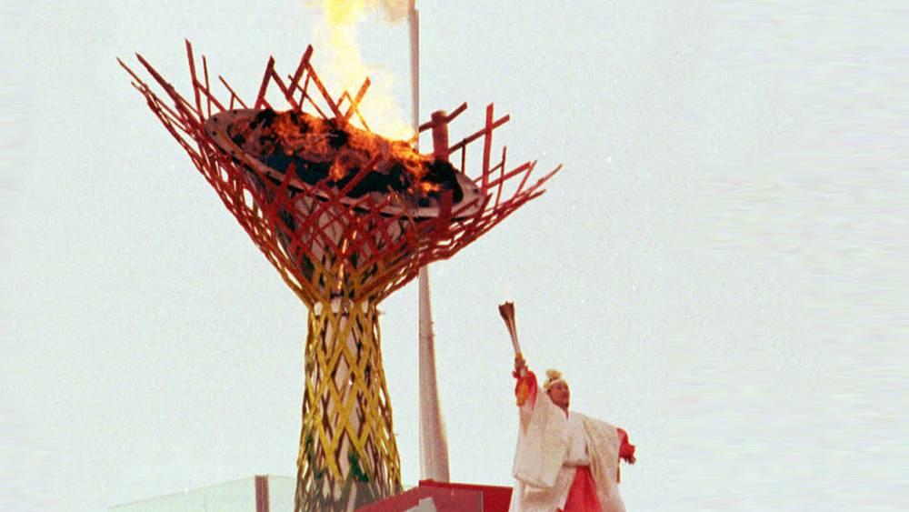 Чаши для Олимпийского огня готовятся по уникальным проектам. Япония, 1998