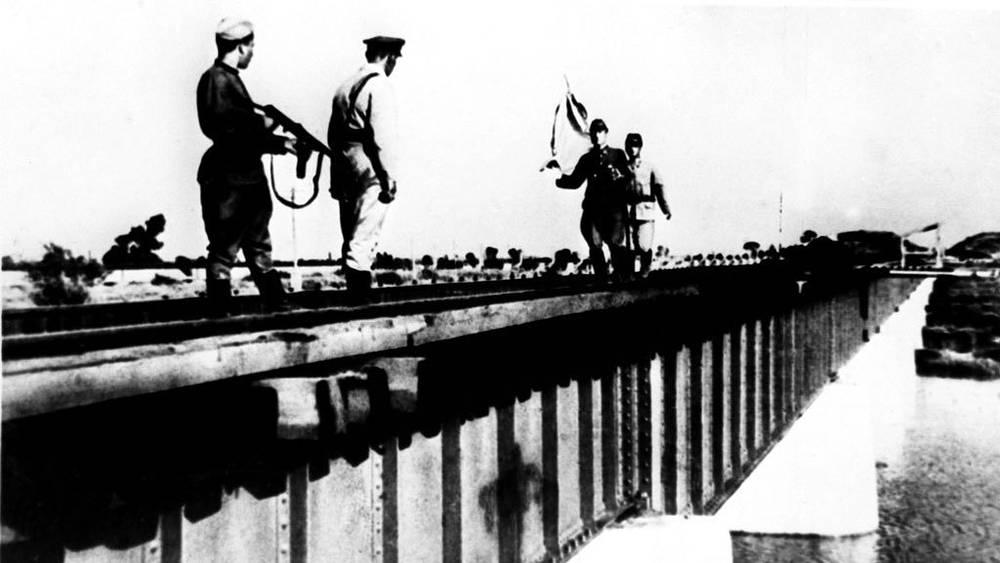 Японский парламентарий. 1945. Фото ИТАР-ТАСС