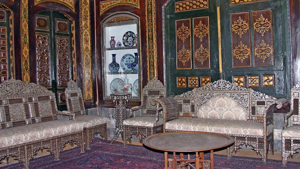 Дворец Азем в Дамаске. Фото ИТАР-ТАСС/Наталья Шевченко