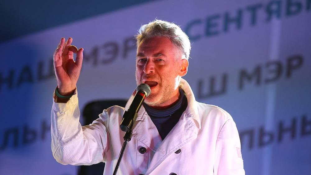 Музыкальный критик Артемий Троицкий. Фото ИТАР-ТАСС/ Валерий Шарифулин