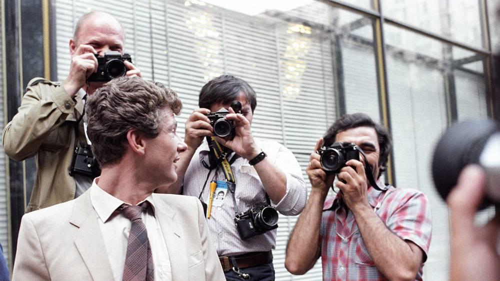 1981. ХII Московский кинофестиваль. Фото ИТАР-ТАСС/Анатолий Рухадзе