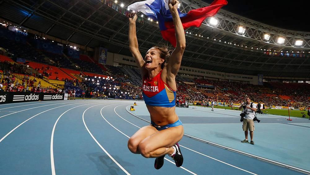 Елена Исинбаева. Фото ИТАР-ТАСС/ЕРА/KERIM OKTEN