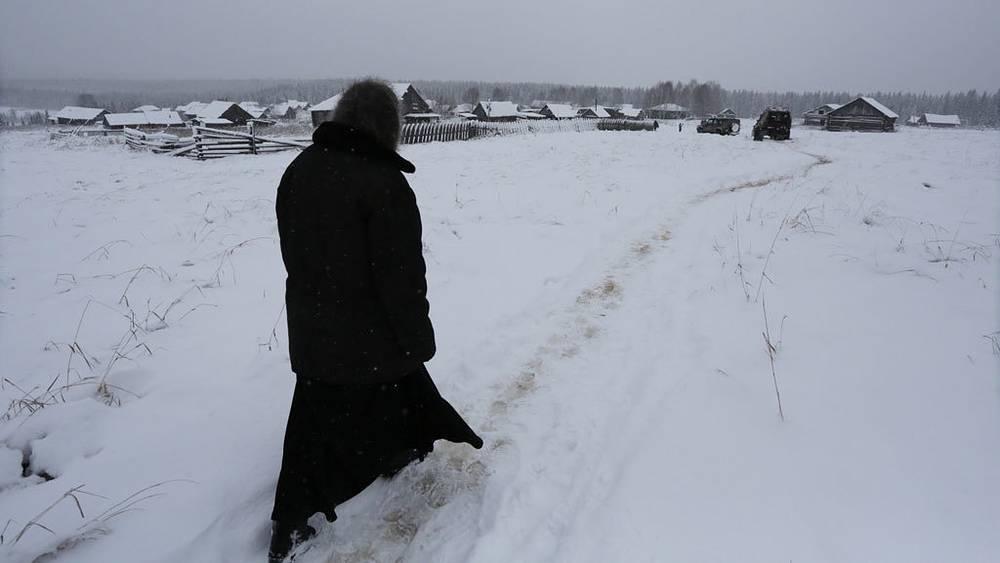 Поселок общины. Фото ИТАР-ТАСС/ Максим Кимерлинг