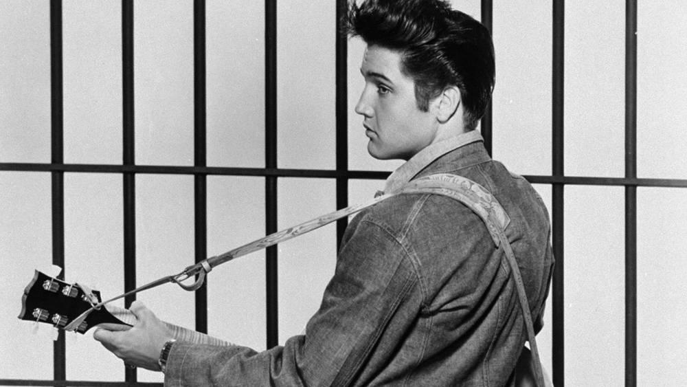 Элвис Пресли. 1957 год. Фото AP Photo