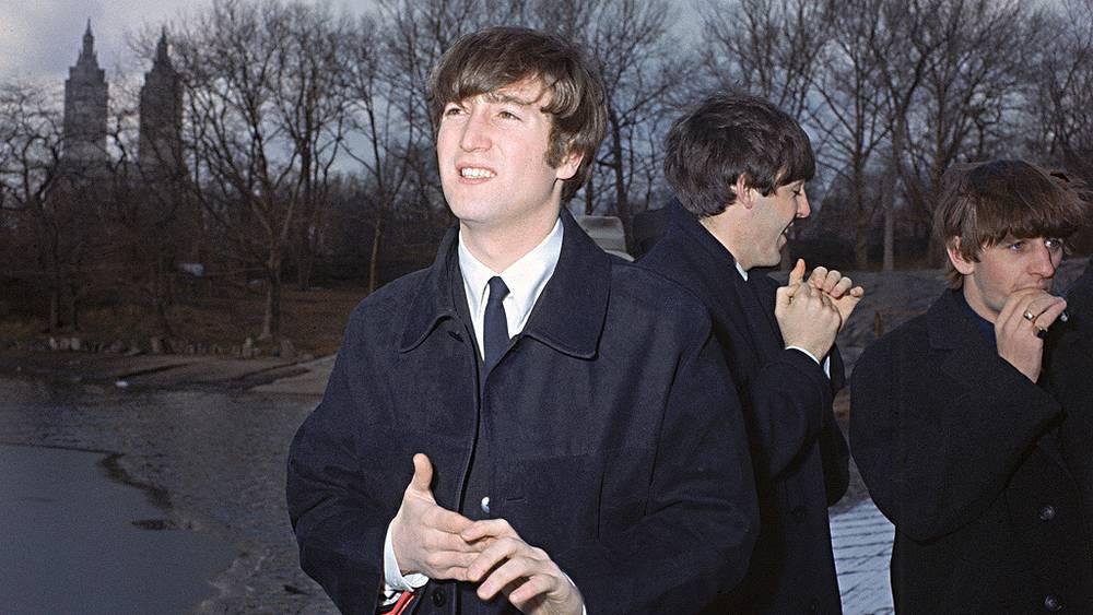 Джон Леннон, 1964 год. Фото AP Photo
