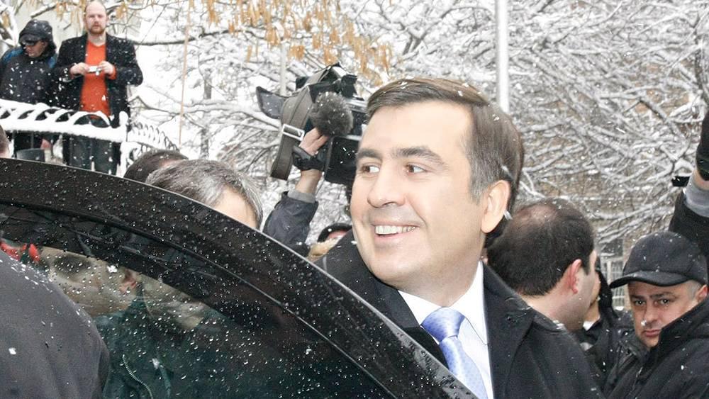 5 января 2008 года на досрочных президентских выборах Михаил Саакашвили набрал 53,47 процента голосов избирателей и был повторно переизбран президентом Грузии. Фото ИТАР-ТАСС/ Александр Климчук