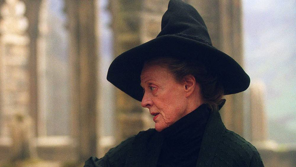 Мэгги Смит. Фото AP/Warner Bros