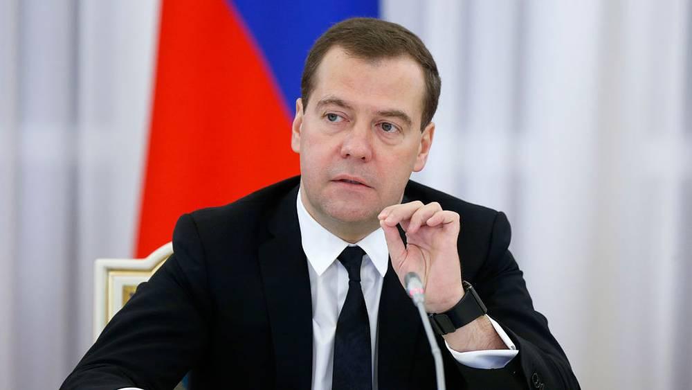 Дмитрий Медведев. Фото ИТАР-ТАСС/ Дмитрий Астахов