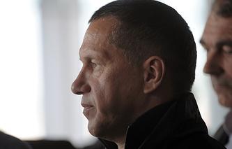Вице-премьер РФ, полномочный представитель президента РФ в Дальневосточном федеральном округе Юрий Трутнев