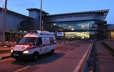 Eight injured while evacuating from plane at Moscow airport