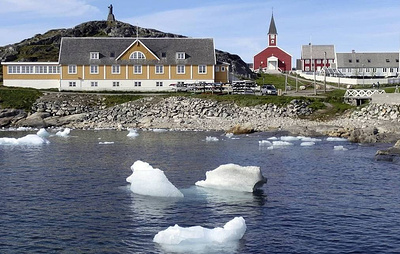 Trump asked advisers whether US could buy Greenland – media
