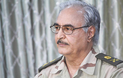 Haftar says he is ready to adhere to Libya ceasefire – German top diplomat