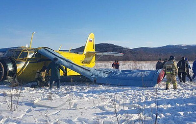 Pilot error seen as possible cause of Magadan plane incident – source
