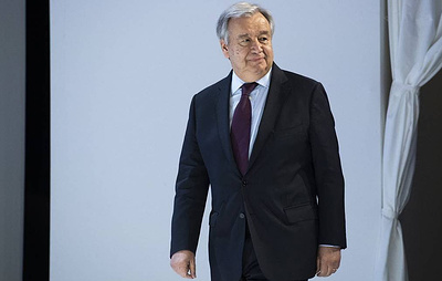 UN Secretary-General says humanity so far losing war against virus