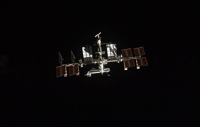 Air leak at International Space Station localized to Russia's Zvezda module