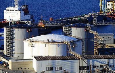 Belarus starts oil product transshipment via Russian ports