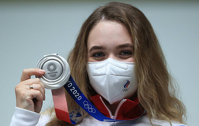 Russian athletes won two medals on the first day of Olympics