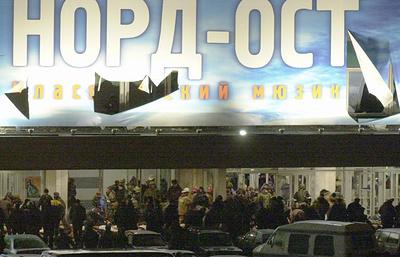 Террористический акт на Дубровке. Досье