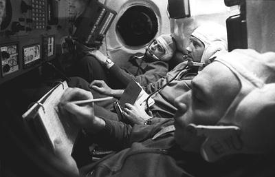 Случаи гибели космонавтов