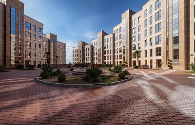 """""""Галс-Девелопмент"""" завершила реализацию апартаментов в курортном комплексе """"Камелия"""""""