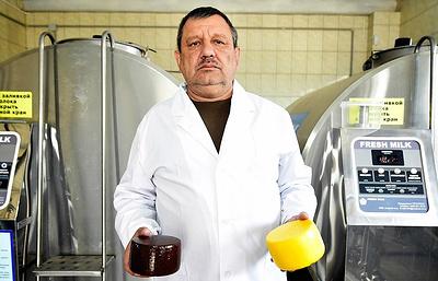 Сырный король: как сыровар из Уссурийска поднимает село на производстве моцареллы
