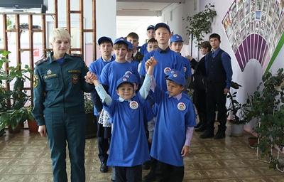 В Приморье появилась первая дружина добровольных юных пожарных