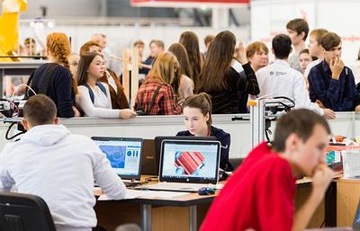 """Молодые специалисты """"Технодинамики"""" завоевали бронзу на  Worldskills Hi-tech"""