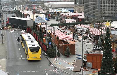 Полиция идентифицировала шестерых из 12 погибших в Берлине