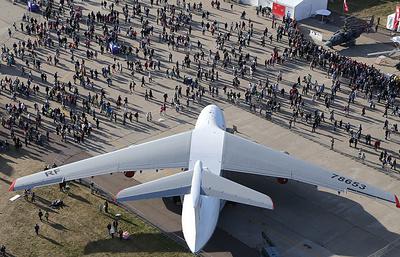 Ростех подтвердил планы перенести авиасалон МАКС-2017 с августа на июль