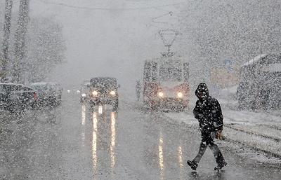 Более 10% месячной нормы осадков выпало в Москве за 12 часов
