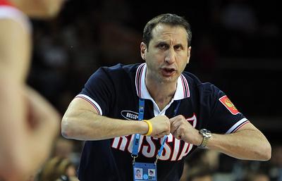 Блатт пожелал удачи сборной России на ЧЕ по баскетболу