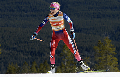 WADA не будет требовать увеличения срока отстранения норвежской лыжницы Йохауг