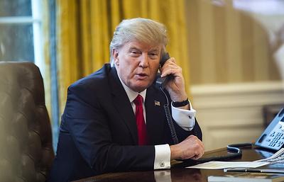 """Трамп провел """"дружелюбный разговор"""" с президентом Филиппин"""