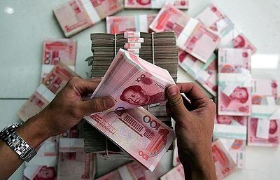 Народный банк Китая укрепил юань до максимума за три месяца - 6,8635 за доллар