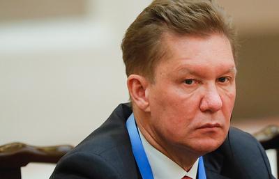 """""""Газпром"""" подписал соглашения с предприятиями отечественного ОПК"""