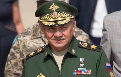 Шойгу на сборе руководящего состава ВС отработал действия войск в районе сосредоточения
