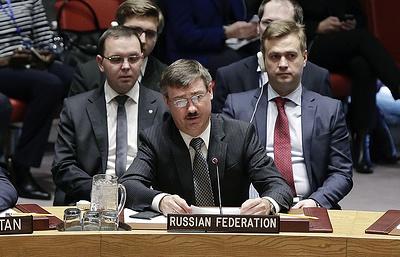 Россия в письме СБ ООН настояла на посещении экспертами места химатаки в Сирии
