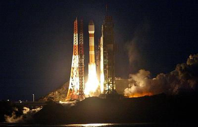 """В Японии запустили третий спутник из серии """"Митибики"""" для создания аналога GPS"""