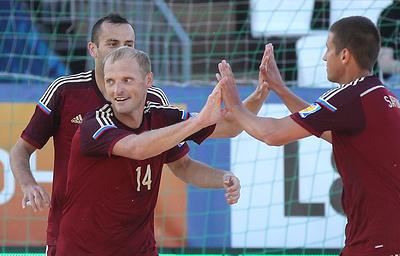 Анохин: сборная РФ по пляжному футболу после победы в Евролиге вернет лидерство и в мире