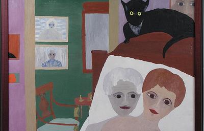 Выставка художников с аутизмом открылась в московском музее-заповеднике Царицыно