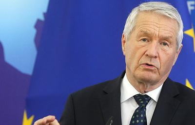 Ягланд: не выплачивающая взнос в Совет Европы страна не может оставаться его членом