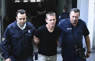Греческий суд удовлетворил запрос РФ на экстрадицию россиянина Винника