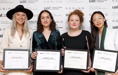 Объявлены победители конкурса молодых дизайнеров в сфере устойчивой моды