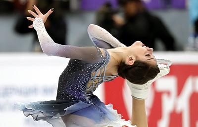 Фигуристка Медведева осталась недовольна своим настроем на короткую программу на Гран-при